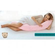 Perna gravida si alaptare husa bumbac 165cm Fiki MIKI