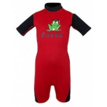 Costum de inot copii din neopren Freds Swim Academy 6-13 ani