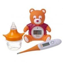 Kit esential pentru ingrijire Vital Baby Nurture orange