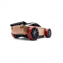 Masinuta jucarie din lemn C9-R Automoblox Originals
