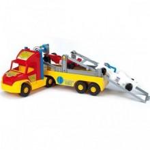 Camion Super Truck Formula 1 Wader