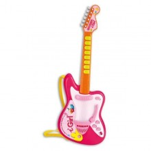 Chitara electrica cu lumini IGirl Bontempi