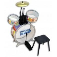 Set de tobe Rock Drummer Bontempi