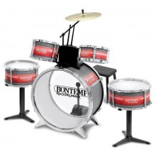 Set de tobe Rock Drummer Bontempi