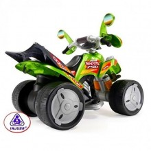 Injusa Atv electric copii Quad Mantis 12V
