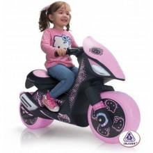 Injusa Motocicleta electrica Hello Kitty 6V
