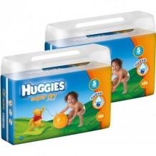 Scutece HUGGIES SuperDry Nr 5 (11-19kg) 92 buc