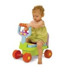 Jucarie multifunctionala Prima mea masinuta 4 in 1 Taf Toys