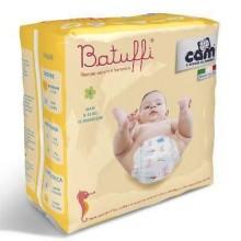 Scutece Batuffi Maxi Nr 4 (8-18 Kg) 18 buc