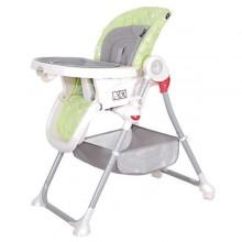 Scaun pentru masa Teddy verde Coletto