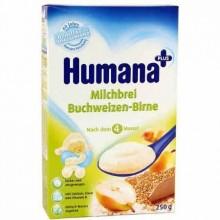 Cereale cu Hrisca si Pere Humana 250 g