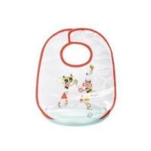 Baveta plastic cu buzunar detasabil Bebe Confort 4-24 luni