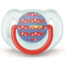 Philips Avent Suzeta 6-18 luni design 1 buc baieti