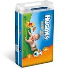 Scutece copii HUGGIES Nr 3 (4-9kg) 58 buc