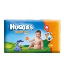 Scutece copii HUGGIES Nr 4 (7-14 kg) 52buc