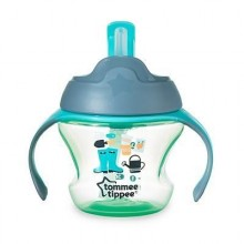 Tommee Tippee Explora Cana Easy Drink cu pai 230 ml