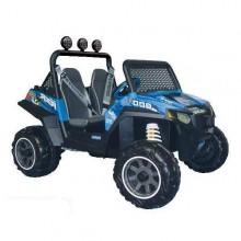 ATV Polaris Ranger RZR 900 Peg Perego Blue