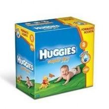 Scutece Huggies SuperDry Nr 3 (4-9kg) 129 buc