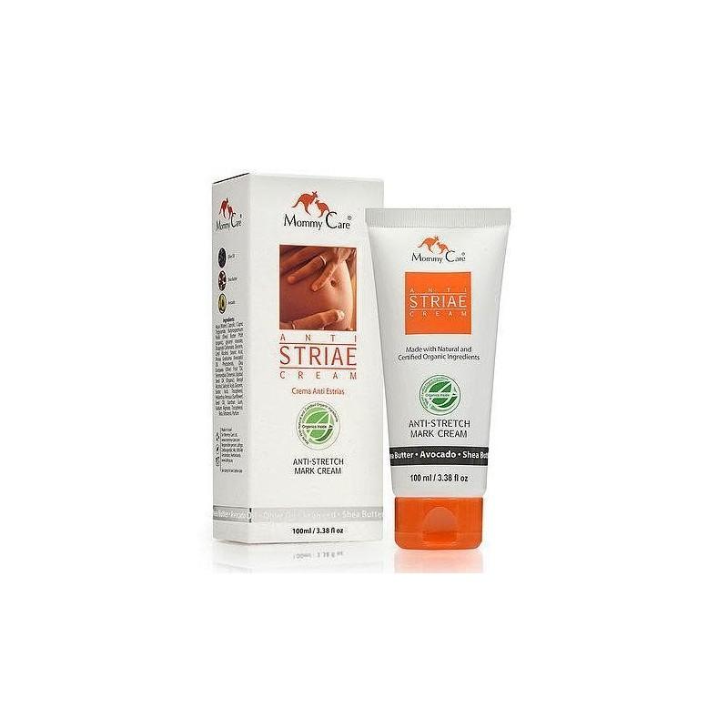 Crema Anti Striae impotriva aparitiei vergeturilor Mommy Care 100 ml