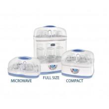 Sterilizator electric cu aburi modular Chicco SterilNatural 3 in 1