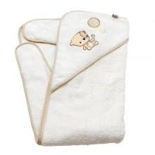 Prosop de baie pentru bebelus si mama Clevamama 104x98 cm