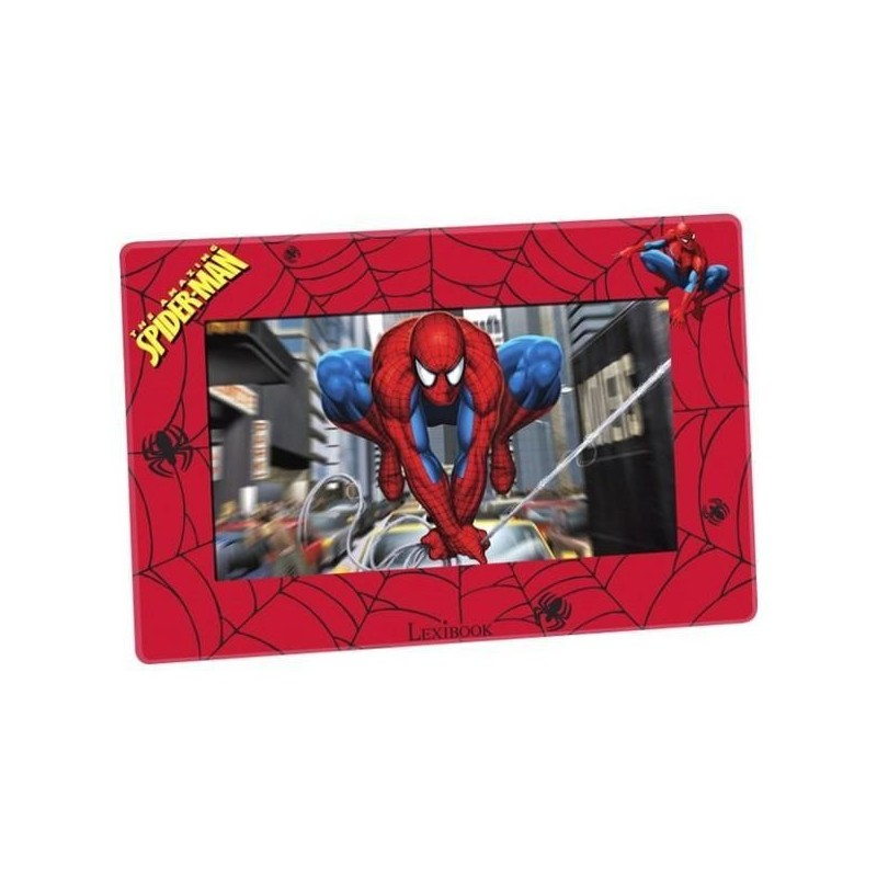 Lexibook rama foto digitala Spiderman DF700SP