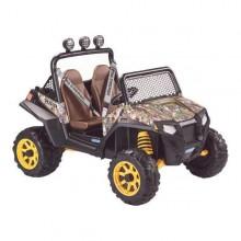 ATV Polaris Ranger RZR 900 Camouflage Peg Perego