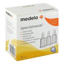 Set Tetine Speciala Medela Special Needs Feeder rezerva 3 buc