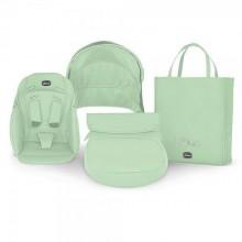 Kit accesorii Winter Edition pentru carucior Chicco Urban 0 luni+