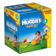 Scutece Huggies Nr 5 (11-19kg) 105 buc