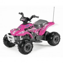 ATV copii Corral Bearcat Peg Perego Roz