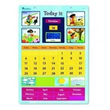 Learning Resources Calendar educativ magnetic engleza
