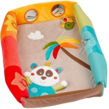 Fehn Salteluta de joaca - Ursulet panda