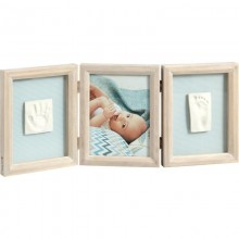 Double foto amprenta Double Print Frame Baby Art Stormy