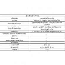 Tensiometru profesional complex Medel Check