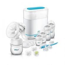 Philips Avent Natural Set Complet pentru hranirea noului nascut
