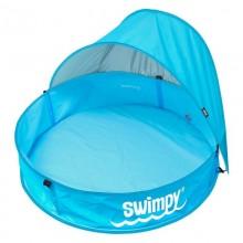 Piscina pentru bebelusi cu acoperis si protectie UPF50+ Swimpy 90cm