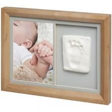 Rama foto cu amprenta Baby Art Wall Print Frame Honey