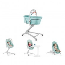 Cosulet multifunctional 4 in 1 Chicco Baby Hug Aquarelle 0luni+
