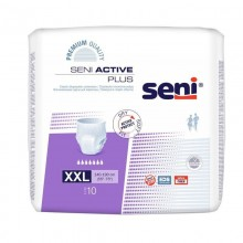 Chilot absorbant Seni Active Plus XXL 10 buc 7 picaturi