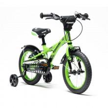 Bicicleta copii Kawasaki NINJA 14 green by Merida Italy