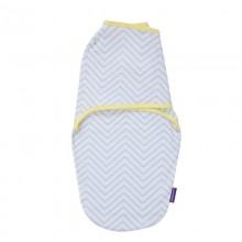 Sistem de infasare pentru bebelusi 0-3 luni grey Clevamama