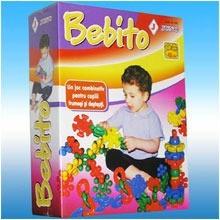 Joc de constructie BEBITO - JUNO
