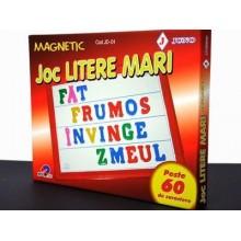 Joc didactic litere magnetice 60 piese JUNO
