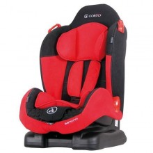 Scaun auto SANTINO RED Coletto