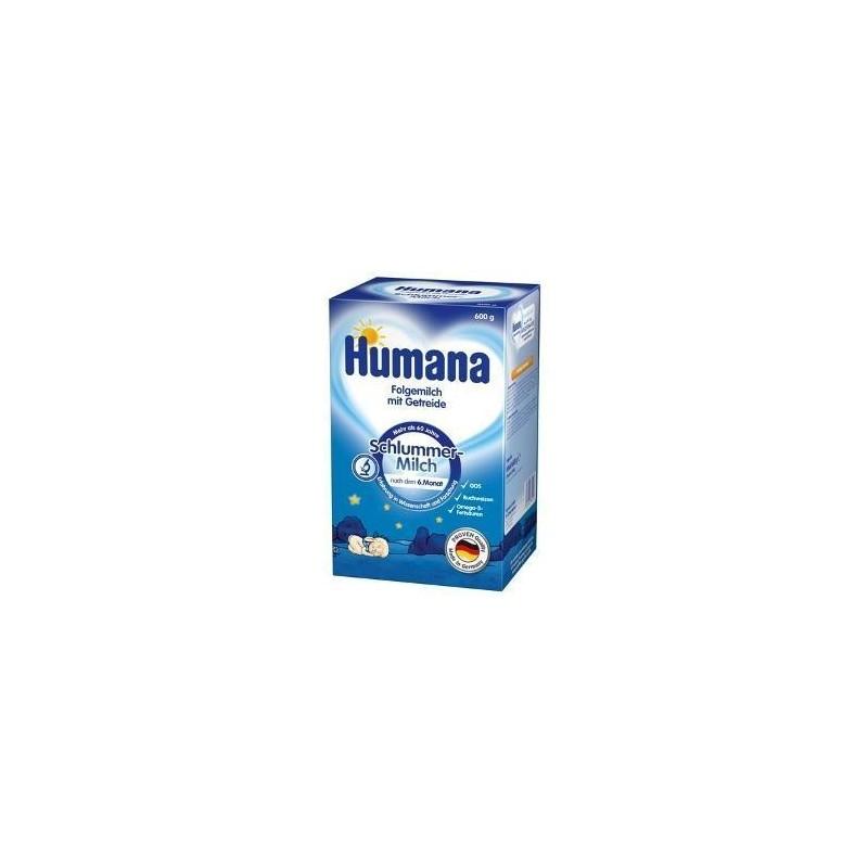 Humana Lapte de noapte GOS 600gr