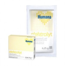 Humana Elektrolyt saruri de rehidratare 12x6.25 g