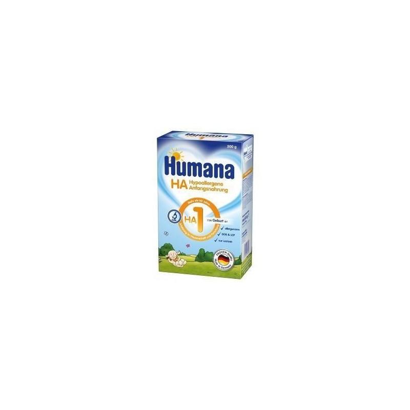 Lapte Humana HA1 cu LC-PUFA sugari alergici 500 gr