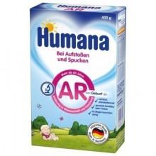 Lapte praf Humana Ar AntiRegurgitare 400 gr