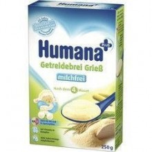Humana Cereale cu vanilie 250 gr